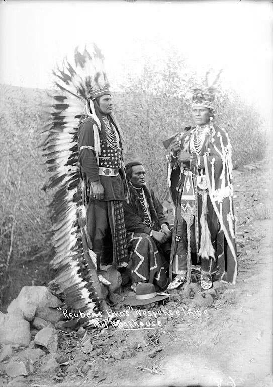 1900 Nez Perce