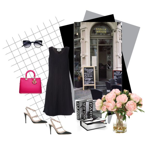 """""""LBD & Diorissimo"""" by gabriela2105 on Polyvore"""