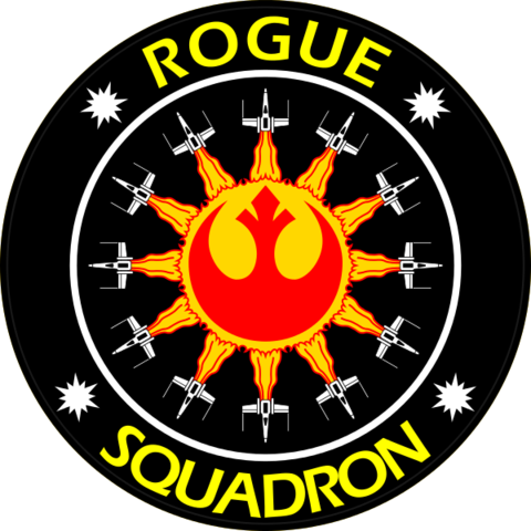 Rogue Squadron Crest Rogue Squadron Star Wars Rogue Squadron Star Wars Art