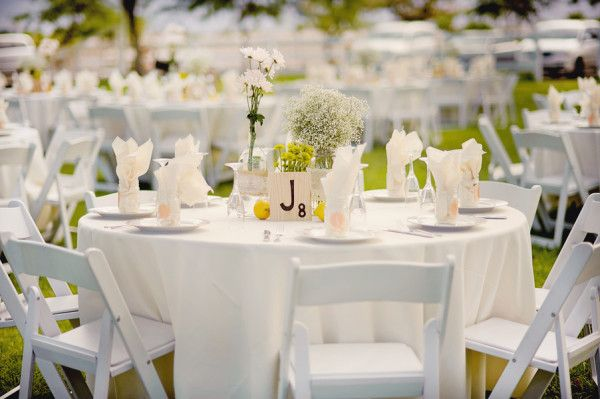 Rustic Wedding With Southern Style At Floyd Lamb Park At Tule Springs Little Vegas Wedding Reception Table Settings Vegas Wedding Wedding Reception Tables