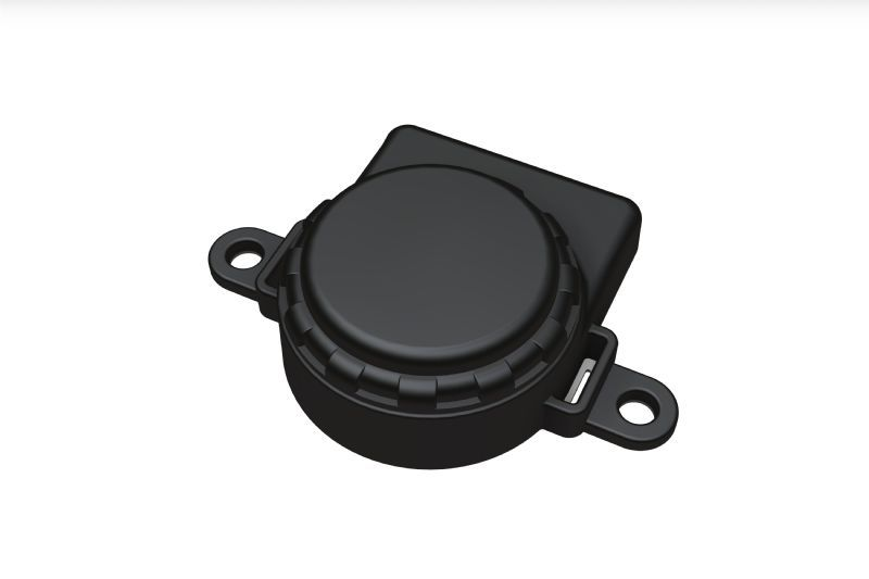 Diims is a small, weather proof tracking unit of 4 cm in diameter which can easily be hidden in a car, a bike, a scooter or similar equipment. The unit makes use of the national postal operator, POST DANMARK's nationwide antenna system by emitting a radio signal which is captured by the postal operator's vehicles and buildings and afterwards transferred to an online system.