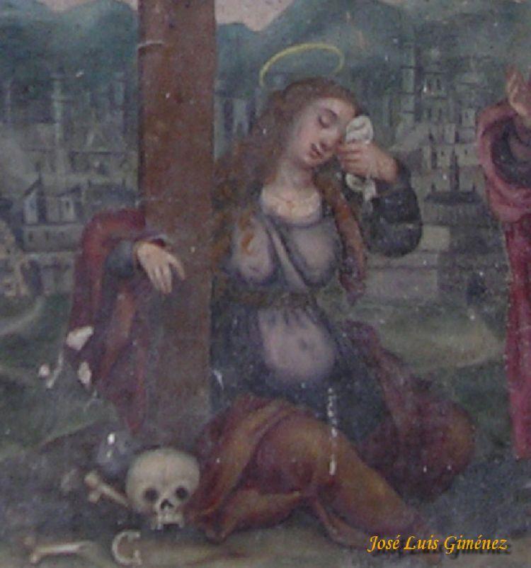 Malena, Magdalena...La Falsa Prostituta, ¿Es Ella El Grial?