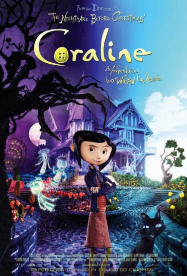 coraline full movie script