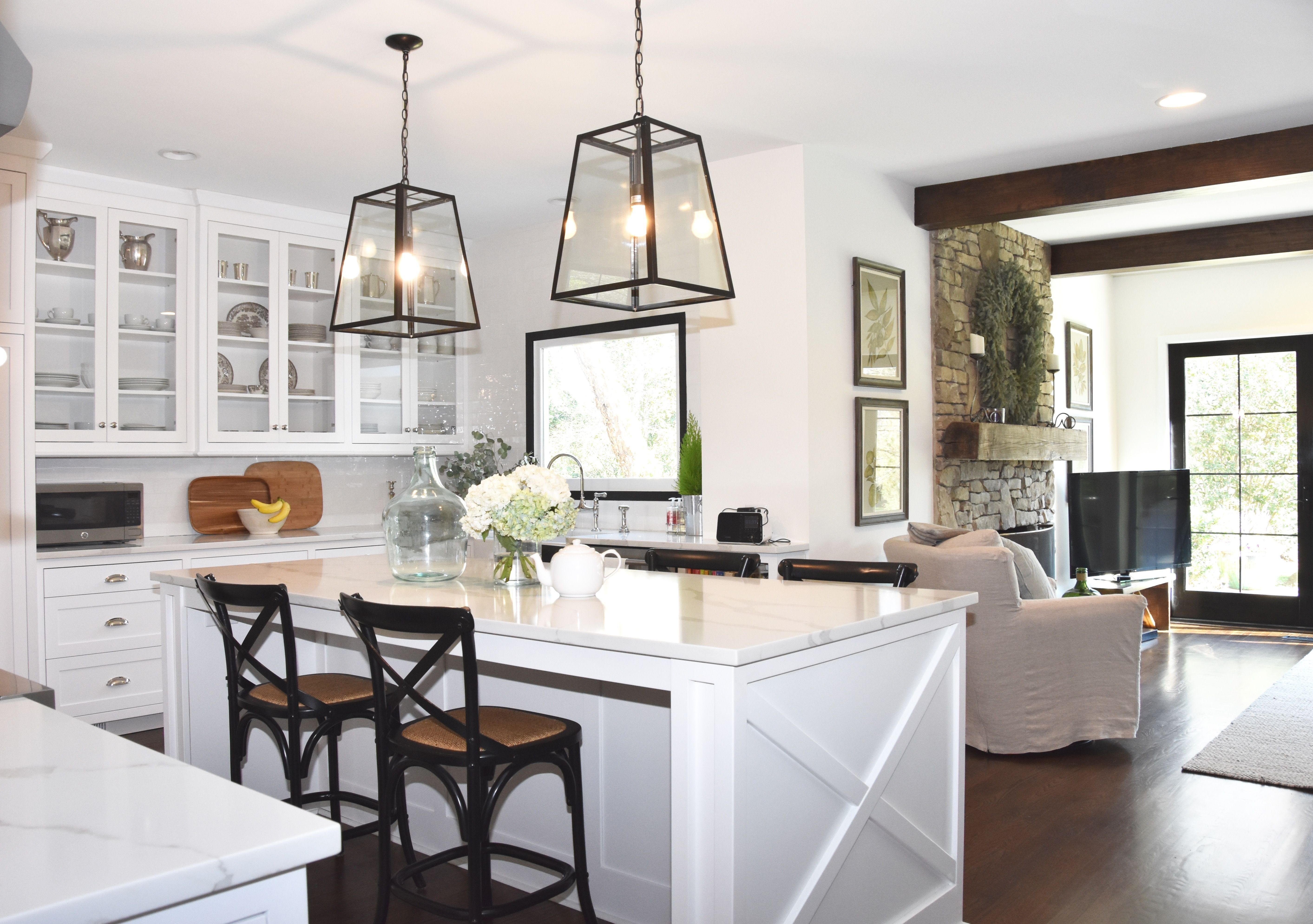 17 Fabulous Kitchen Remodel Layout Before After Ideas