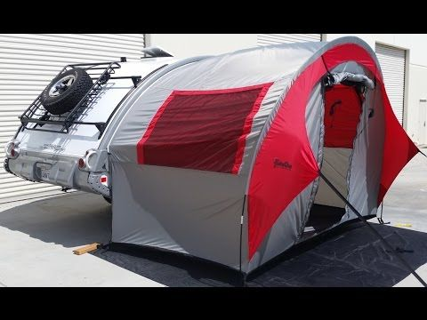 Tent awning & Tents Awnings from PahaQue Custom Increase Living Space of ...