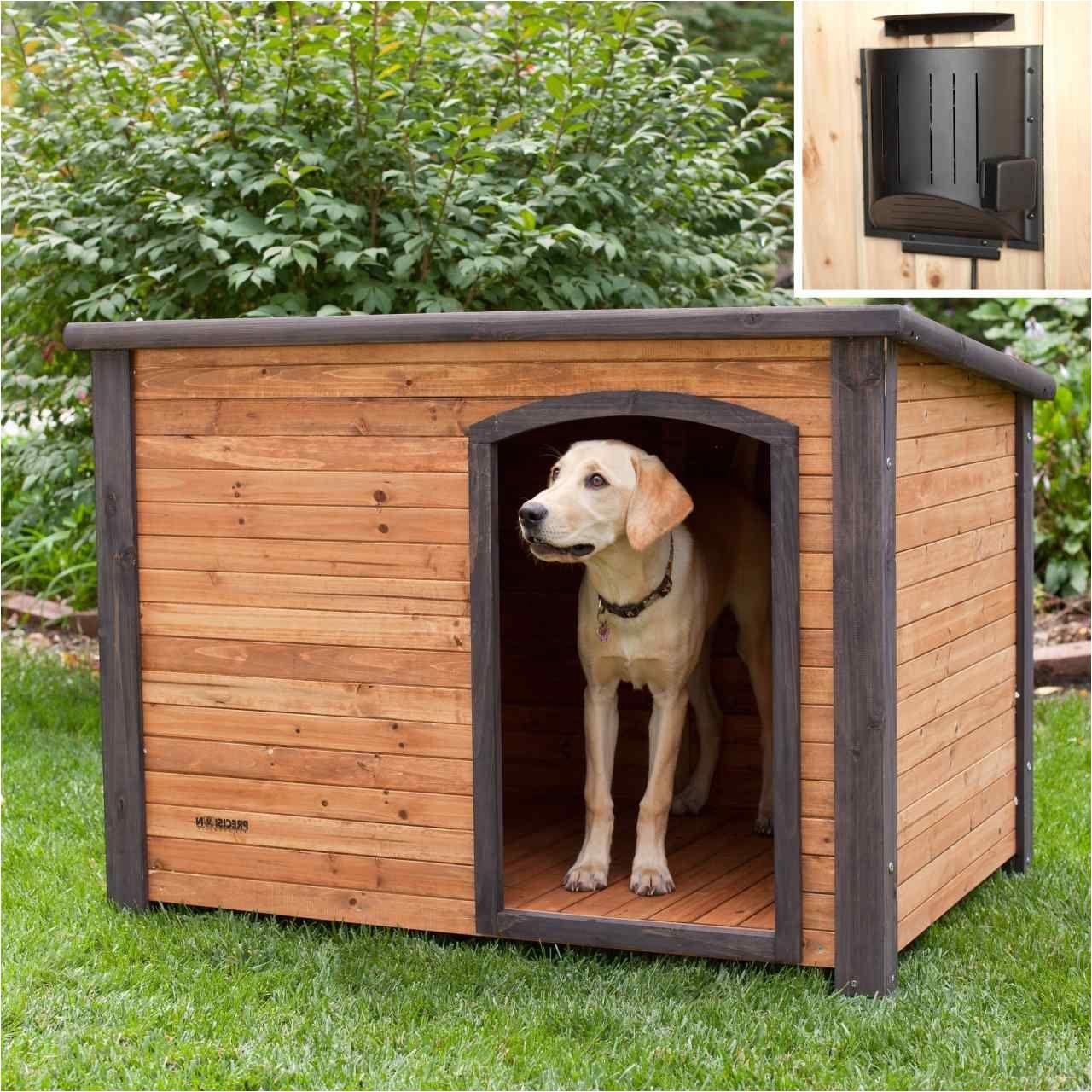 Dog House Heat Lamp Ideas Dog House Outdoor Dog House Homemade