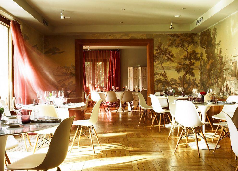 Restaurante Deluz Santander