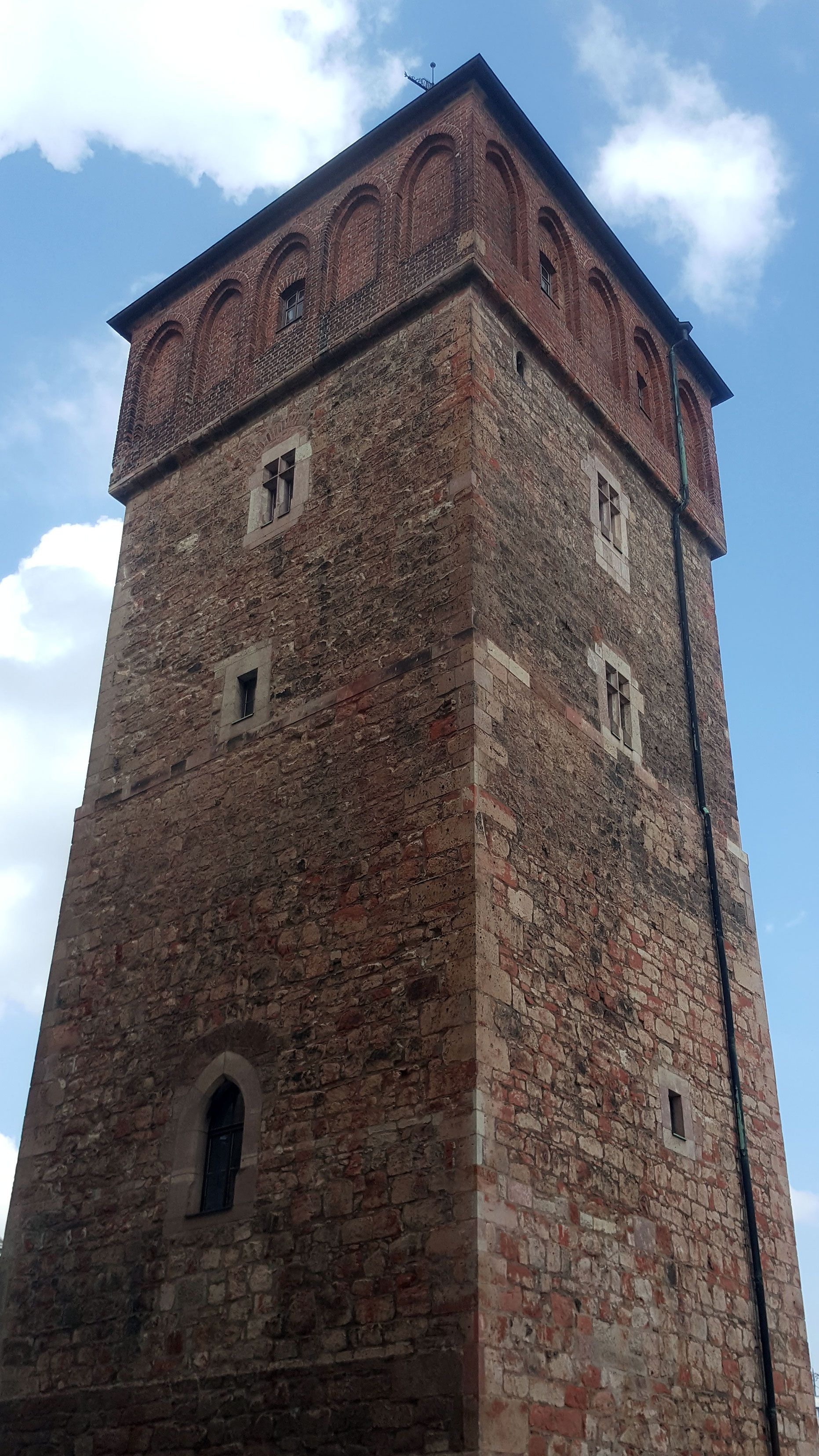 Roter Turm Chemnitz Chemnitz Karl Marx Stadt Roter Turm
