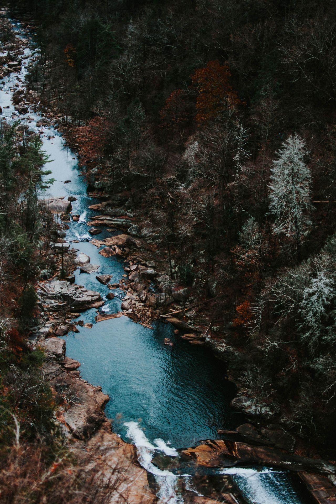 "lvndscpe: ""Tallulah Falls, United States | by Jessica Furtney "" #photoscenery"