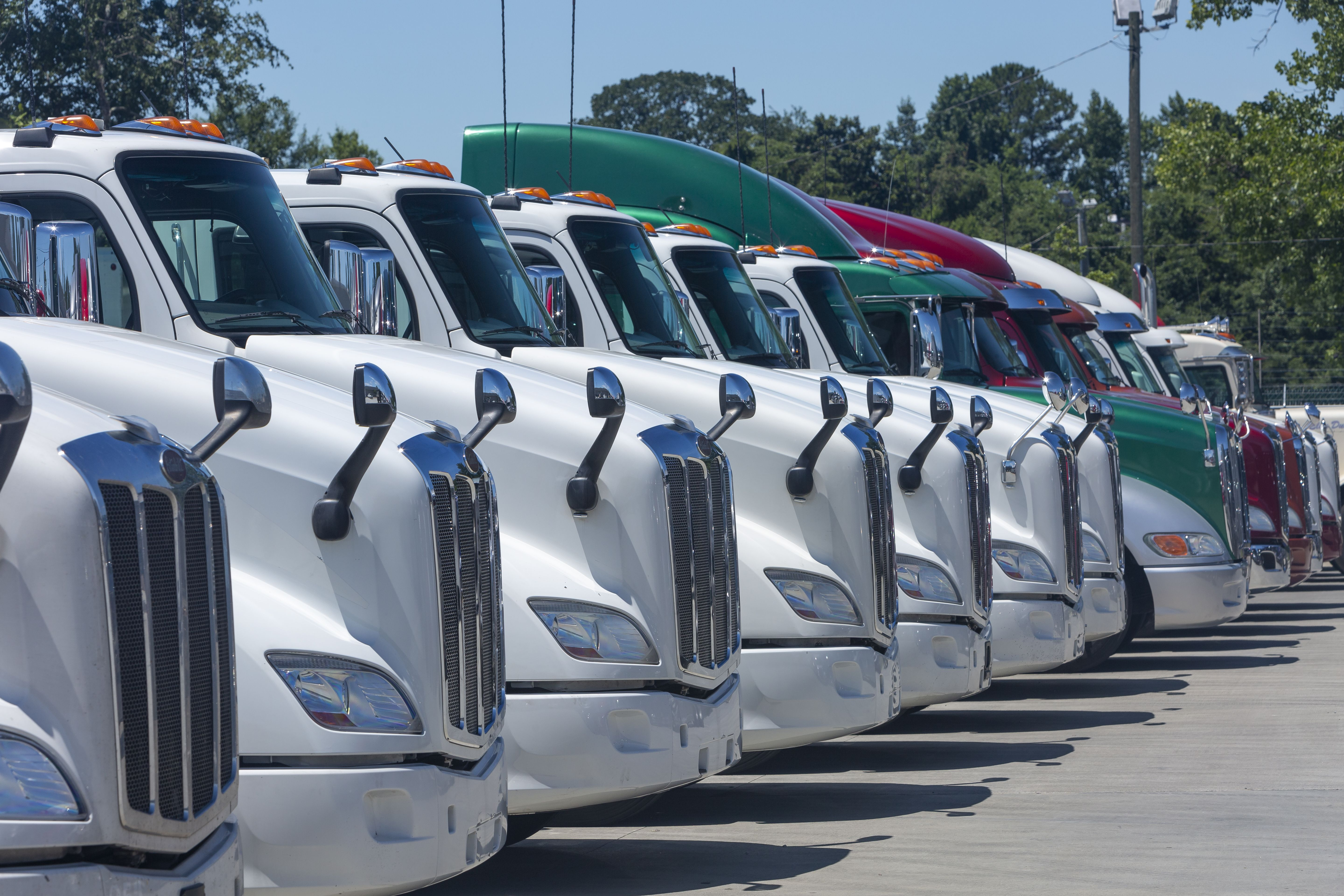 Commercial truck rental in 2020 peterbilt hot rods cars