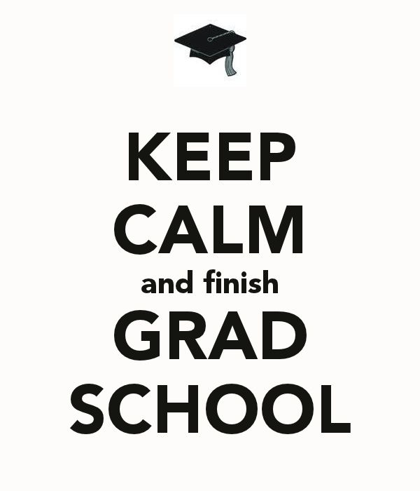 Keep Calm And Finish Grad School Normally I Am Annoyed By