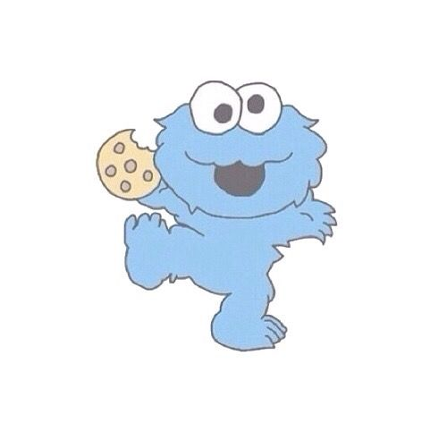 Cookie Monster Baby Image 2904258 By Helena888 On Favim
