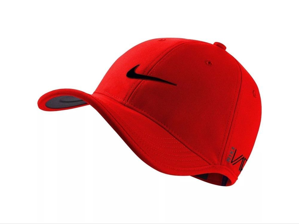 6877f87a Nike UltraLight Tour RZN/VAPOR Adjustable University Red Hat/Cap #Nike # BaseballCap