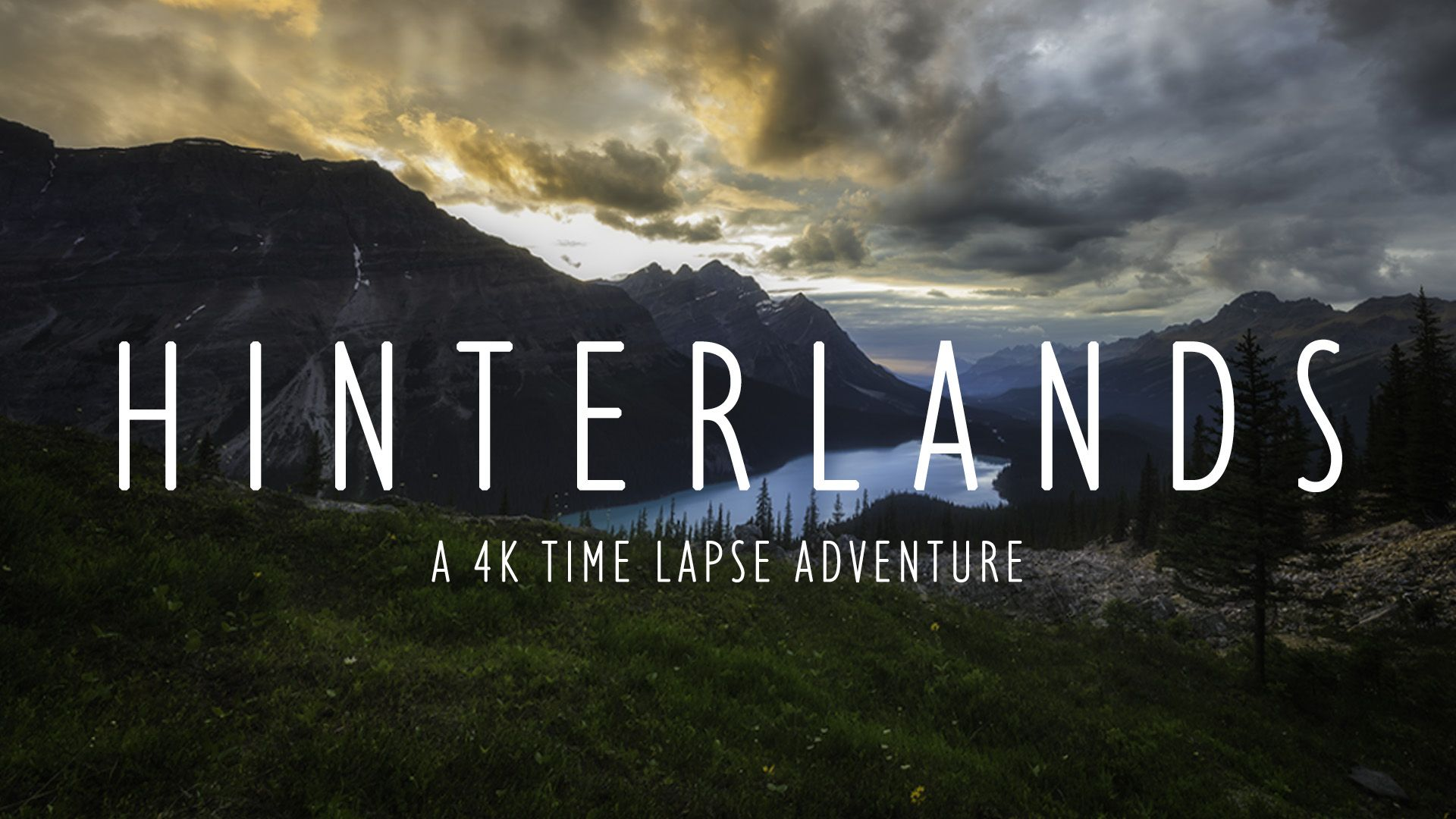 A time lapse adventure through the hinterlands of Canadas