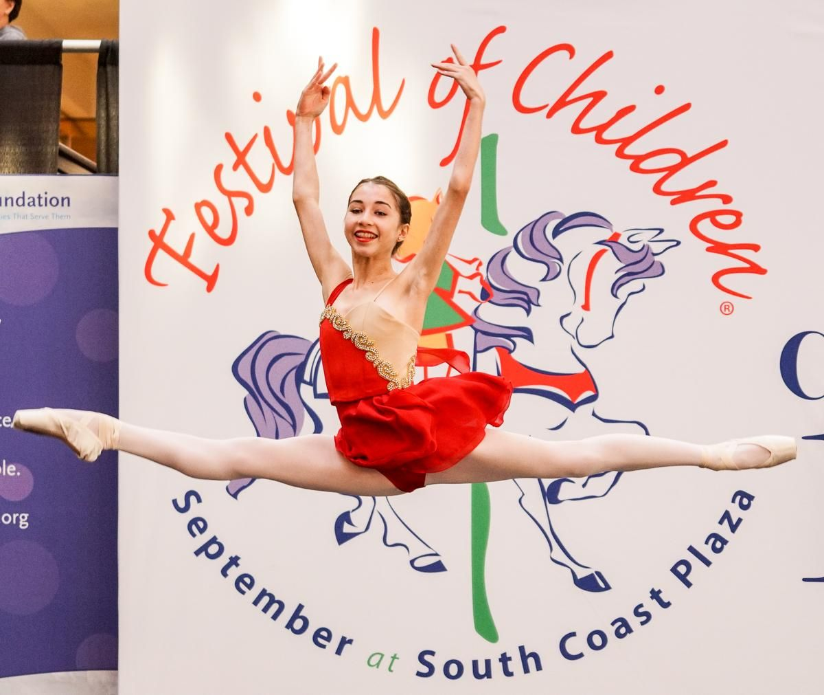 Southland students dance to inspire at Festival of Children - The Orange County Register