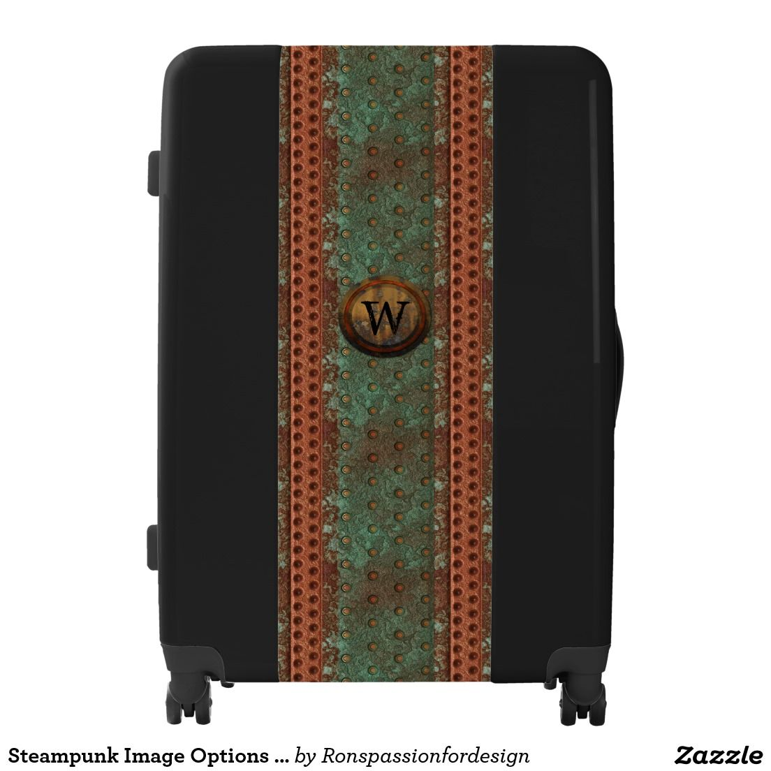Steampunk Image Options 1-3 Luggage