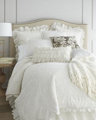 Crochet Bed Linens Neiman Marcus Chic Bedroom Shabby Chic Living Room Shabby Chic Bedrooms