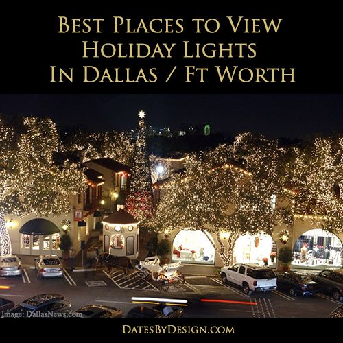 Nice Best Places To View Holiday Lights In Dallas / Fort Worth 2016 Gallery