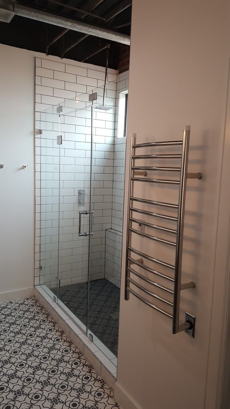 Glass to Glass shower unit By RWB glass   Ideas for the house ...