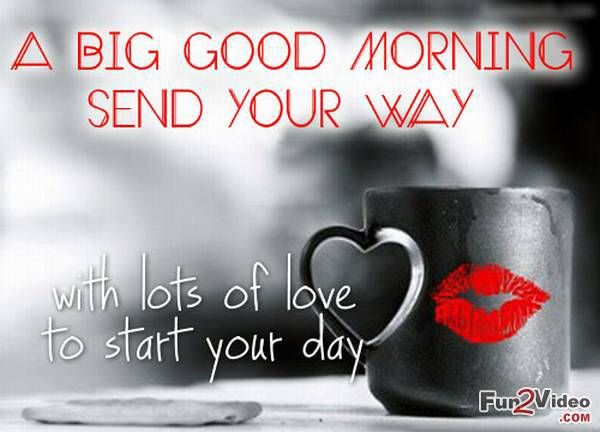 Cute Good Morning Quotes in Pictures | Blog of Quotes