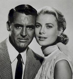 Caccia al ladro ~ Grace Kelly and Cary Grant