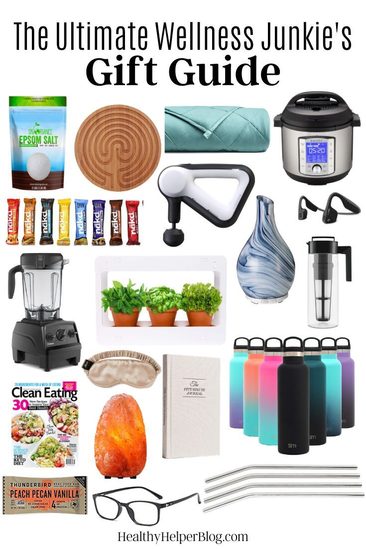 The ULTIMATE Wellness Junkie's Gift Guide | The ultimate round-up of gifts for the wellness junkie o...