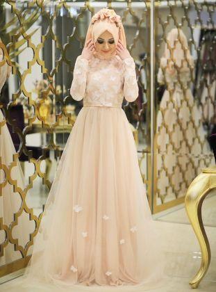 Long Sleeve Muslim Evening Dresses Modanisa Muslim Fashion Dress Muslim Evening Dresses Muslim Prom Dress