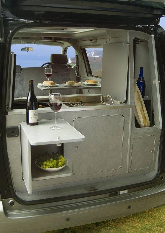 Mazda Bongo Removable Kitchen Unit