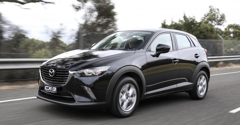 2016 mazda cx 3 black Auto