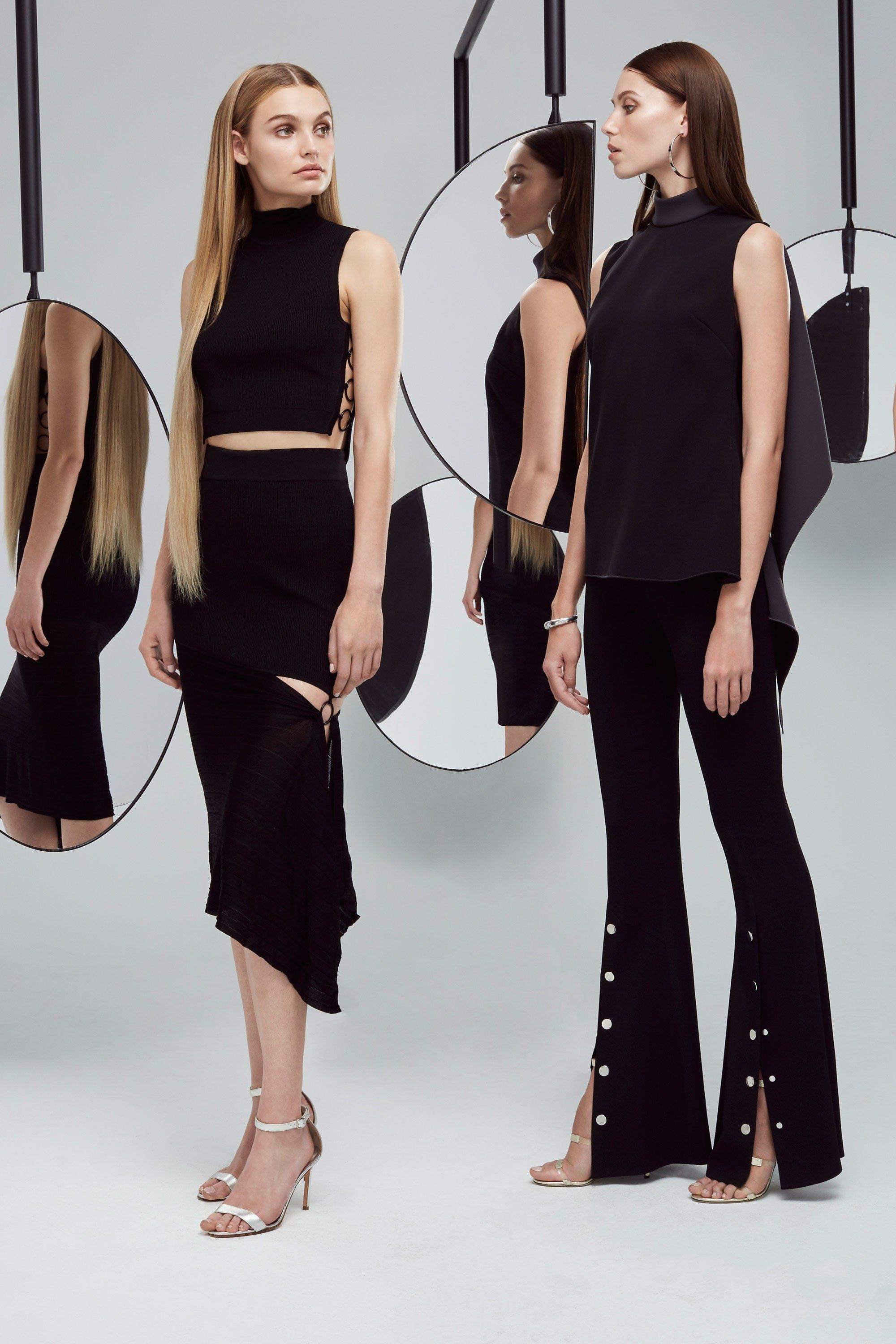 cc9b9c30244 See the complete Cushnie et Ochs Resort 2018 collection.