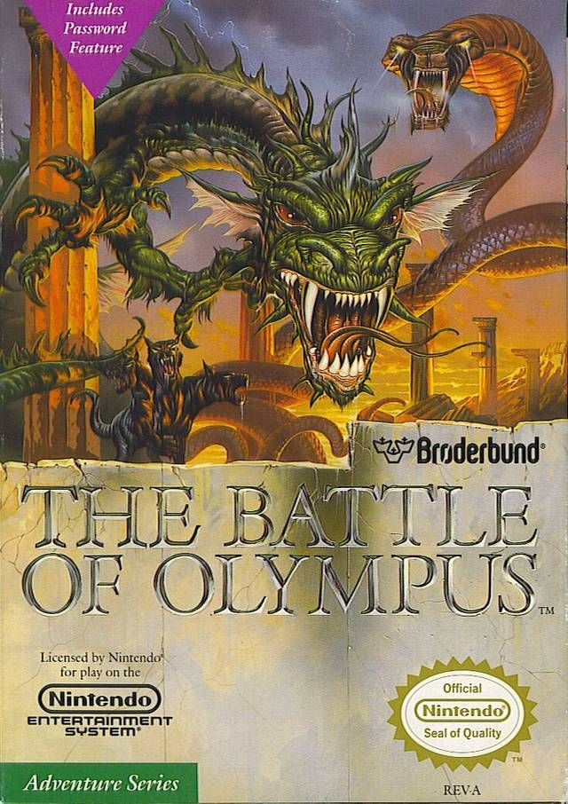 The Battle of Olympus — StrategyWiki, the video game