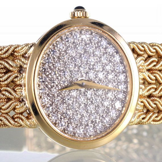 Baume Mercier Diamond Watch