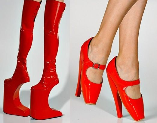 1000  images about Stunning High Heels on Pinterest | Green heels ...