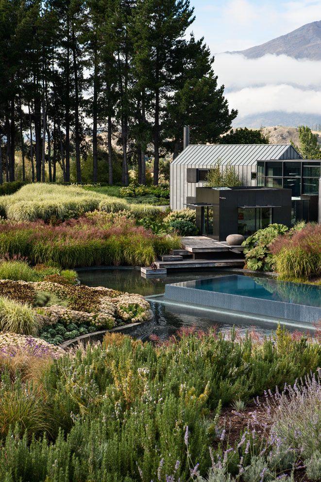 Suzanne Turley Landscape Design / Hill Garden, Queenstown