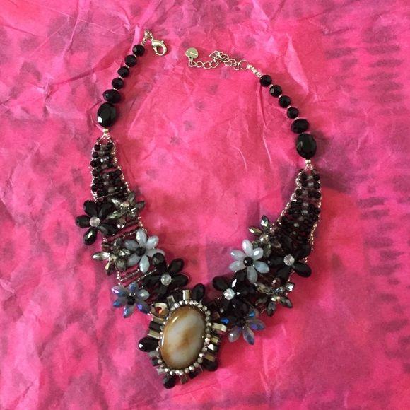 Nakamol Necklace Elegant flower necklace, no missing stones. Nakamol Jewelry Necklaces