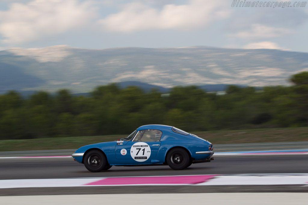 Lotus Elan 26R Shapecraft Coupe (Chassis 26R-7-2014 Dix Mille Tours) Imagem em alta resolução