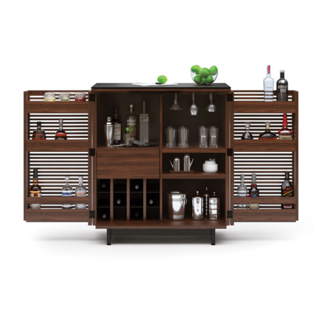 BDI Corridor bar is the perfect cocktail of style and function!