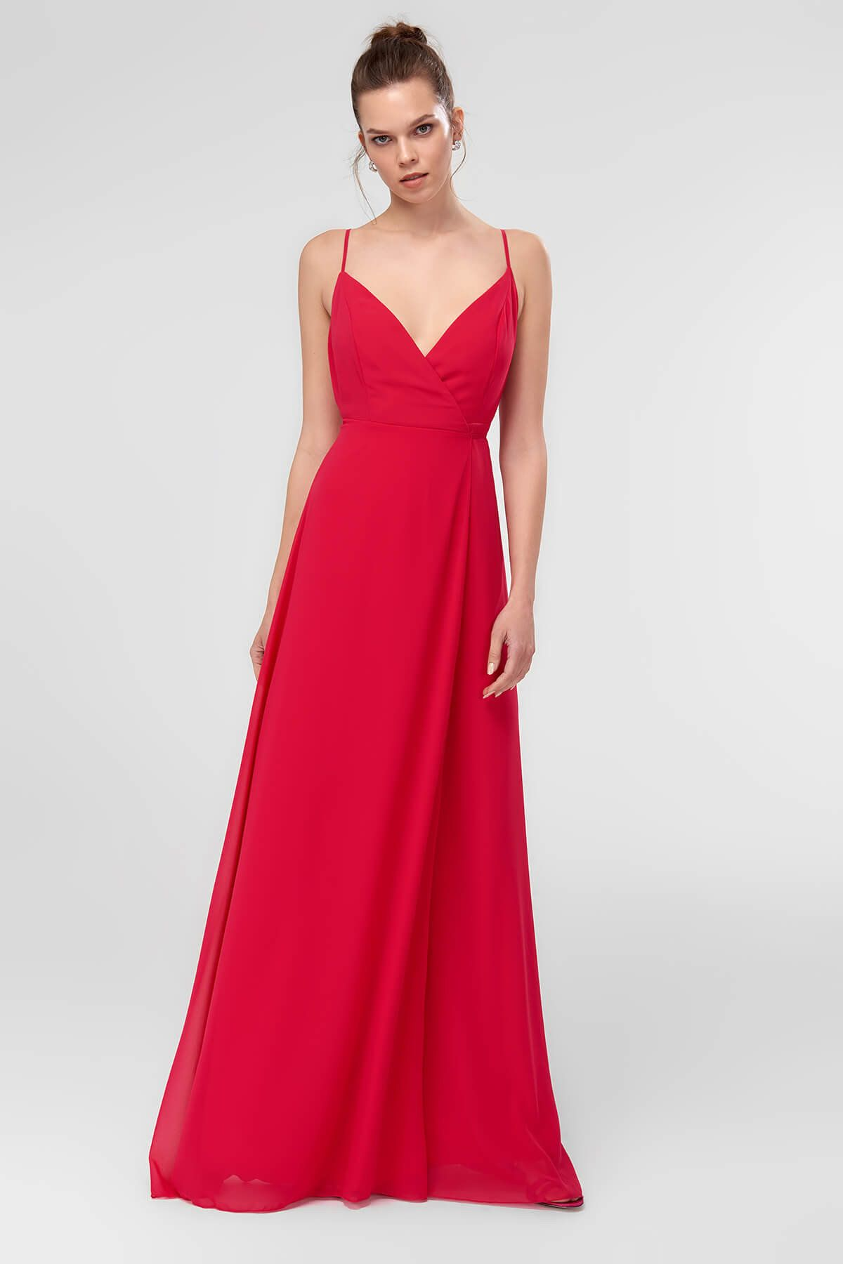 Fusya Belden Acilan Abiye Elbise Trendyolmilla Trendyol The Dress Elbise Resmi Elbise