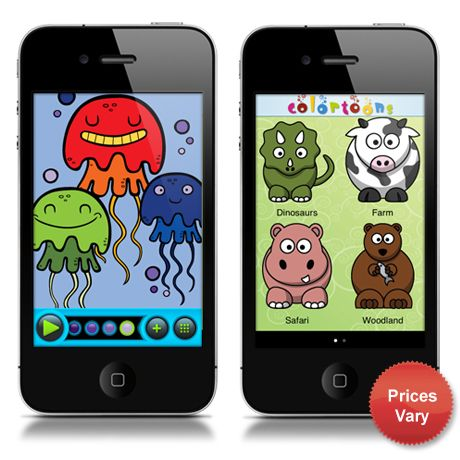 Iphone/touch/pad and Android apps too! Iphone touch