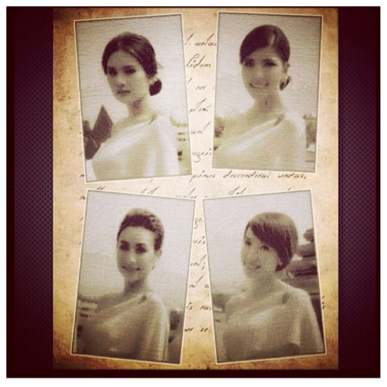 Bridesmaid Thai style
