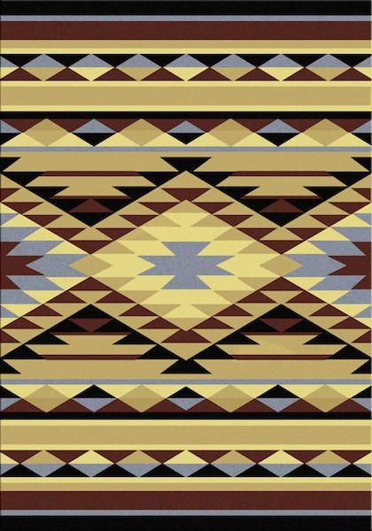 Photo of Southwest Sunrise Lodge Rug Collection