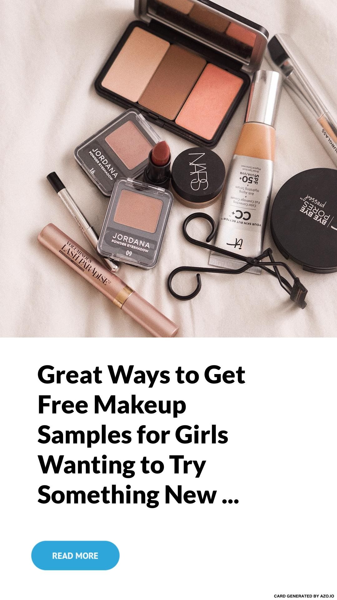 Great Ways to Get Free Makeup Samples for Girls Wanting