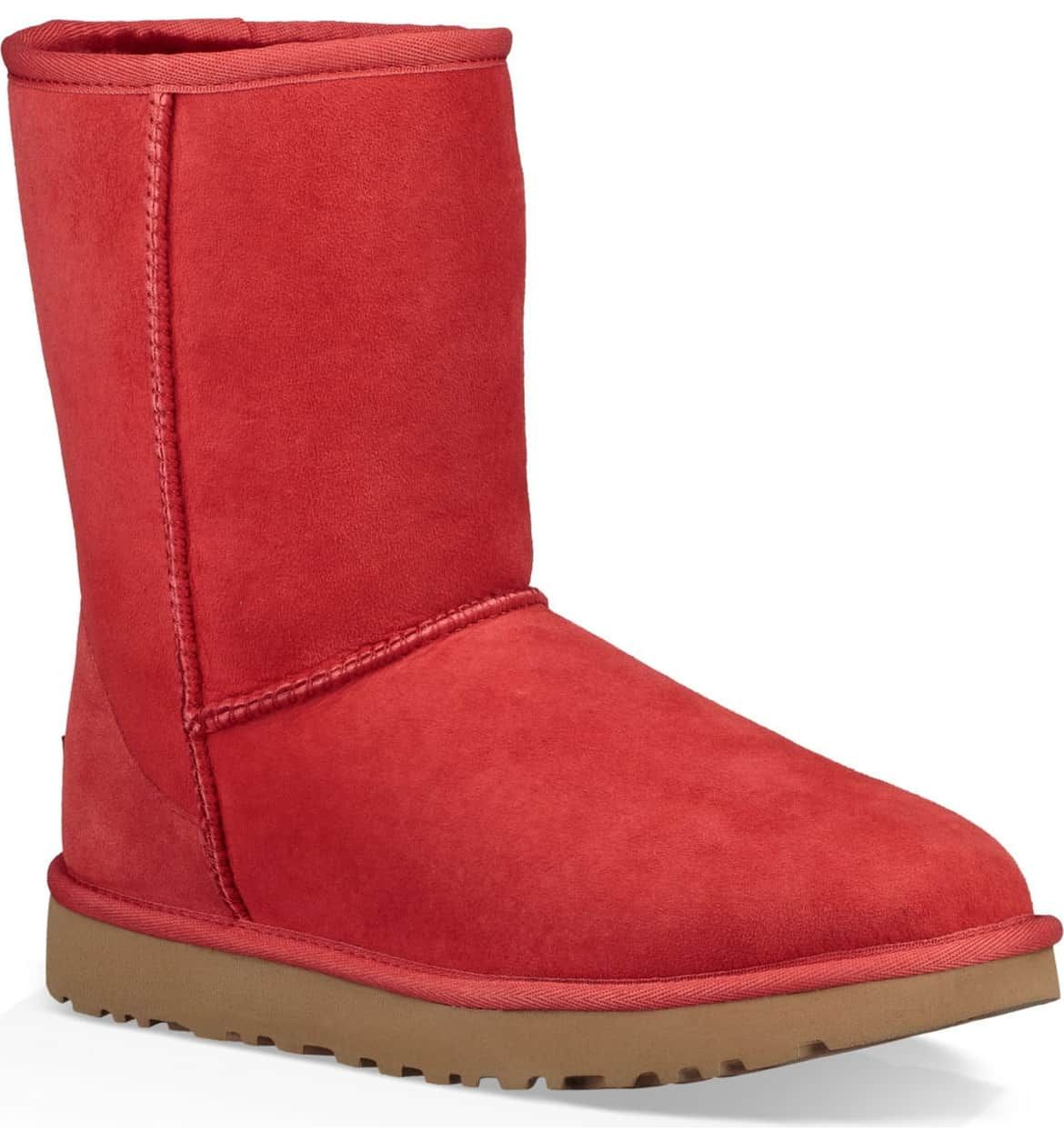 021eeca041d UGG Classic II' Genuine Shearling Lined Short Boot, Main, color ...