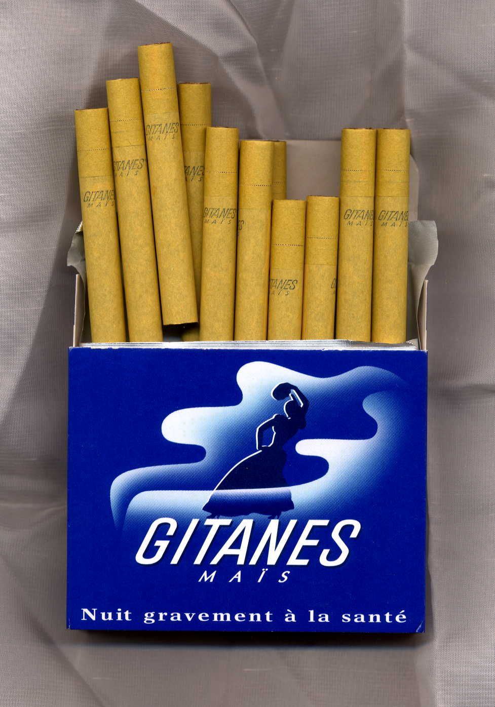 Carton of Parliament cigarettes