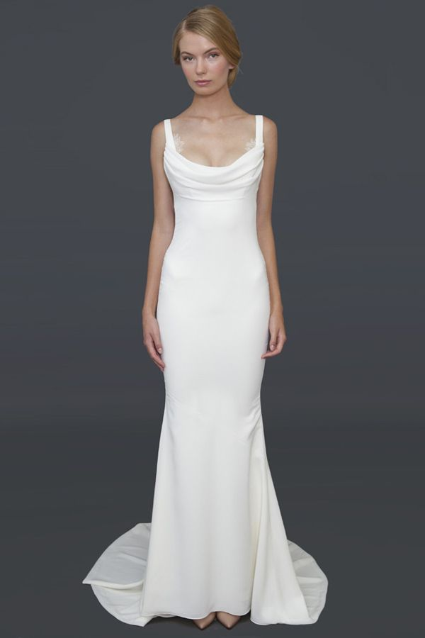 Wedding Dress Backless Would You Want Such One Stunning