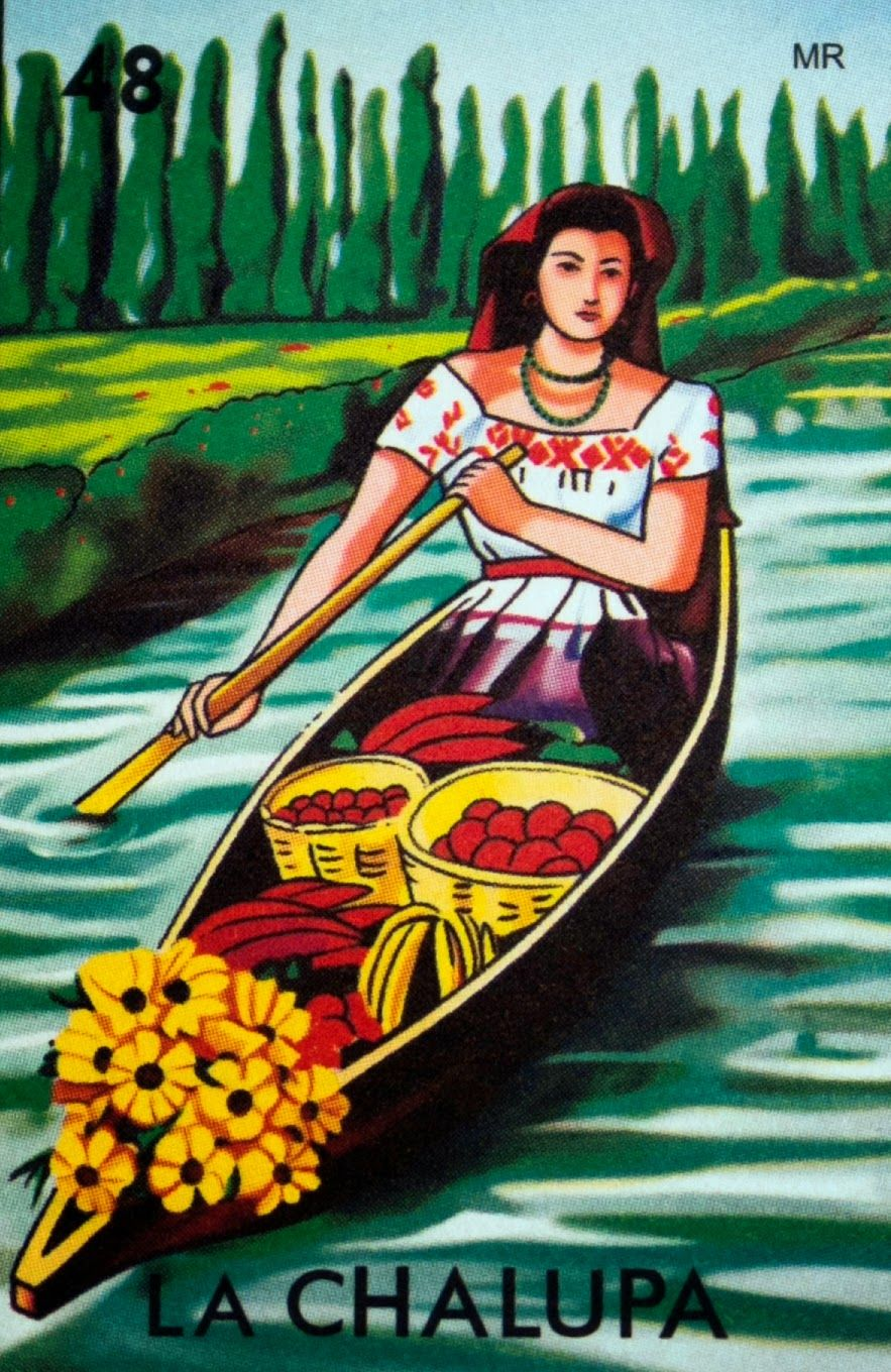 It's just a picture of Fabulous Printable Loteria Mexicana