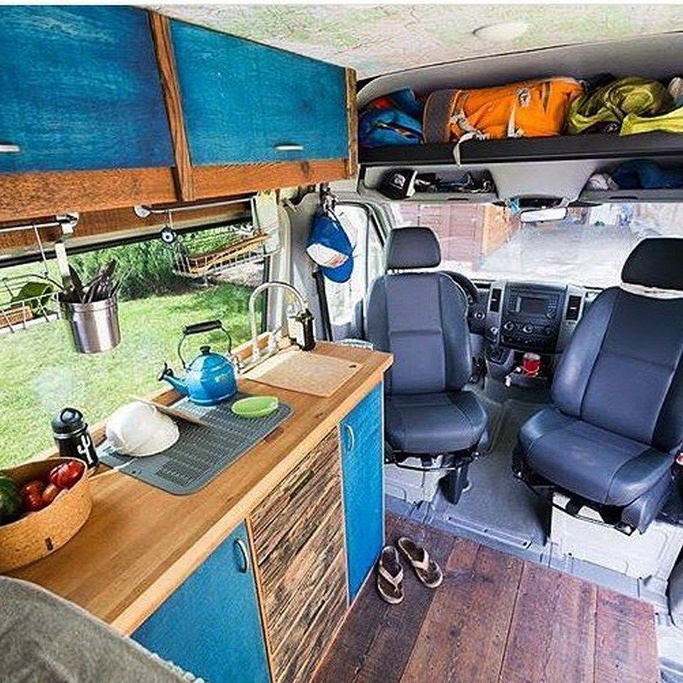 diy guide to living in your van and make your road trips awesome