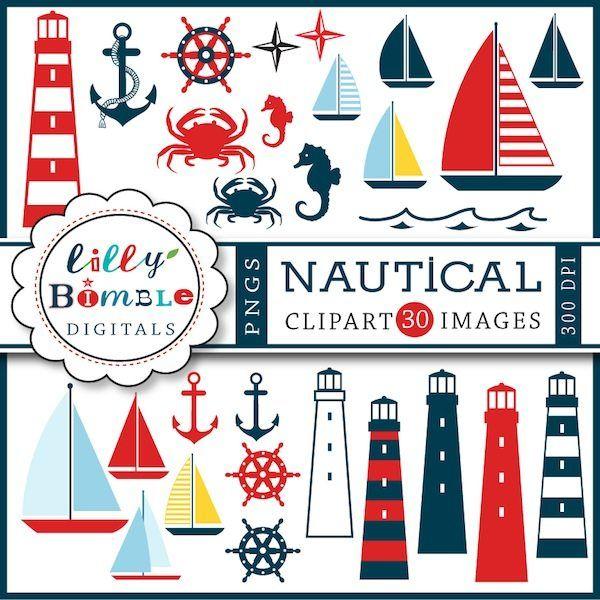 97d90e845e25d8 Nautical Clipart   Sports Graphics at Mygrafico   Nautical clipart ...