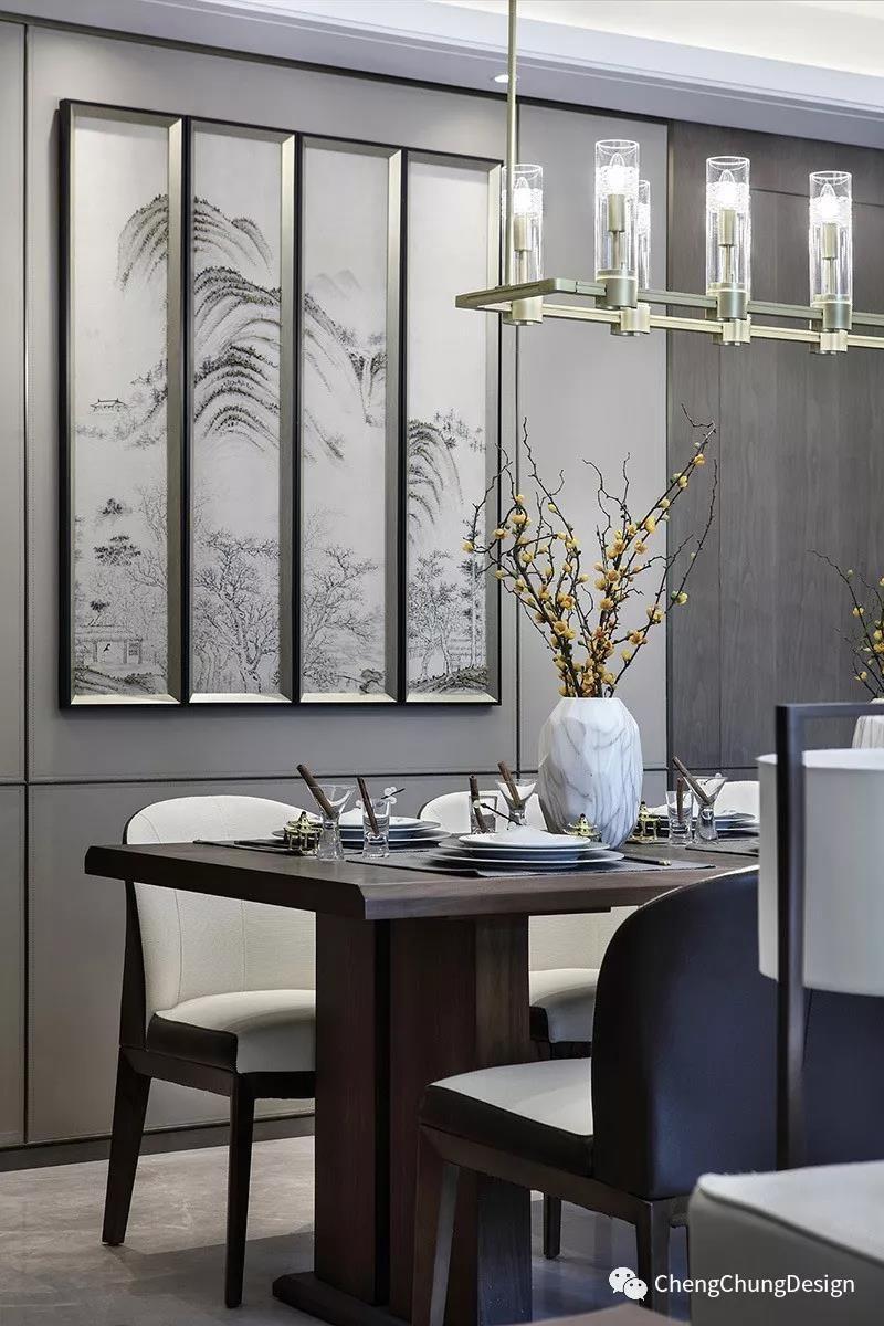Pin By Danglegedangai On 意向 Stylish Dining Room Dining Room