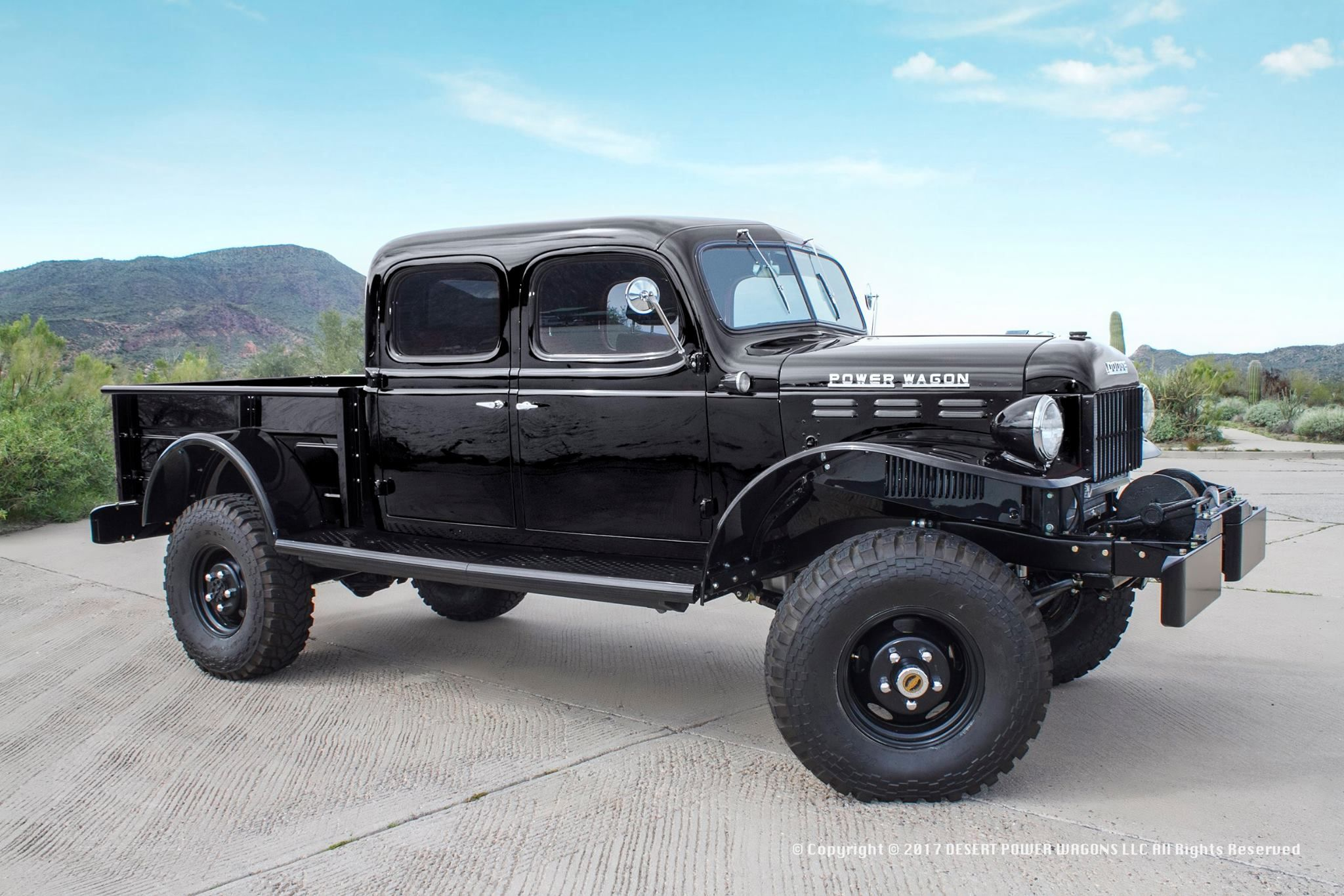 by Desert Power Wagons | Old Trucks and Commercial vehicles ...